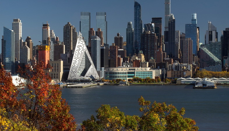 West 57th Street el nuevo courtscraper de BIG Bjarke Ingels Group