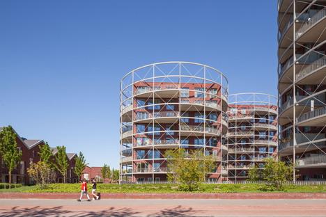 Mecanoo architecten: Masterplan Villa Industria, Hilversum
