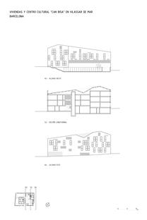 Batlle i Roig: Can Bisa centro cultural y nuevas viviendas