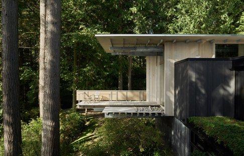 Olson Kundig: Refugio personal de Jim Olson en Longbranch
