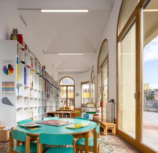 b720 Fermín Vázquez: Lycée Français Maternelle en Barcelona
