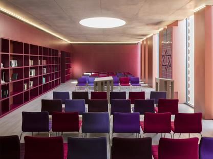 Saitowitz/Natoma: Casa Hillel en la Universidad de Drexel, Filadelfia