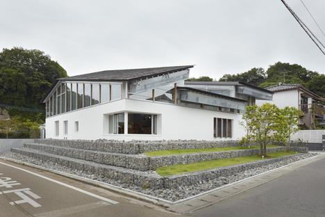 Takao Shiotsuka Atelier: Biblioteca pública de Taketa, Japón