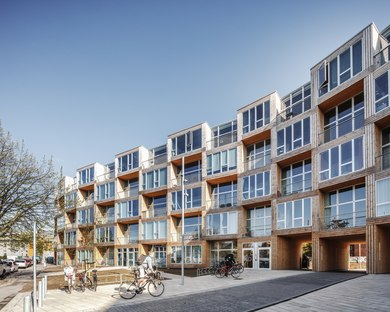 BIG Bjarke Ingels Group: Homes for all en Copenhague