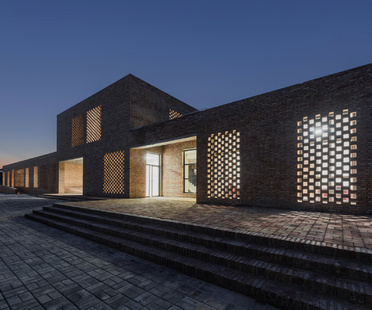 Wall Architects: Centro comunitario en Sanhe (China)