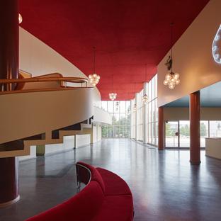 JKMM: el nuevo museo subterráneo Amos Rex en Helsinki