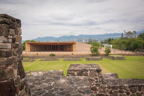 Isaac Broid + PRODUCTORA: Centro Cultural Teopanzolco, Cuernavaca
