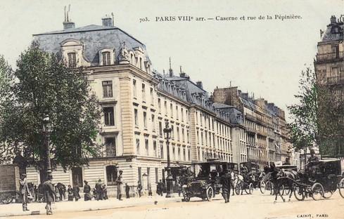 PCA-STREAM: Laborde, trasformación del cuartel parisino de la guardia real en oficinas