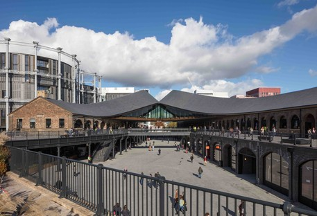 Coal Drops Yard de Heatherwick Studio