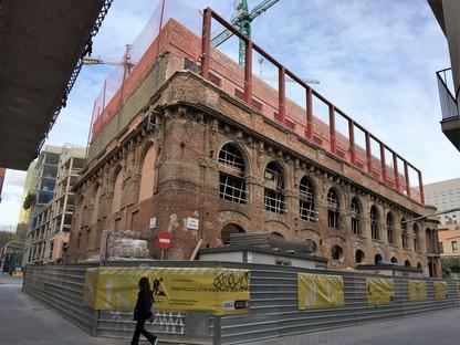 Harquitectes: Centro cívico antiguas Cristalerías Planell, Barcelona