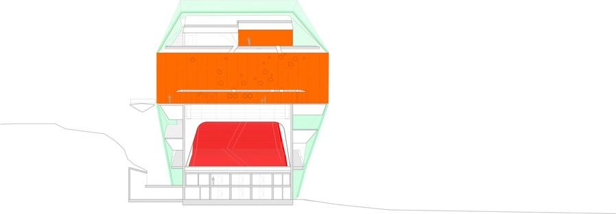 Selgascano: Palacio de congresos y auditorio en Plasencia