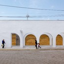 Vrtical y la arquitectura democrática: Tlaxco Artesan Market
