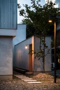 FORM/Kouichi Kimura Architects: Casa para un fotógrafo en Japón