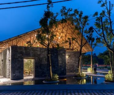 H&P Architects: S Space centro cultural en Vietnam