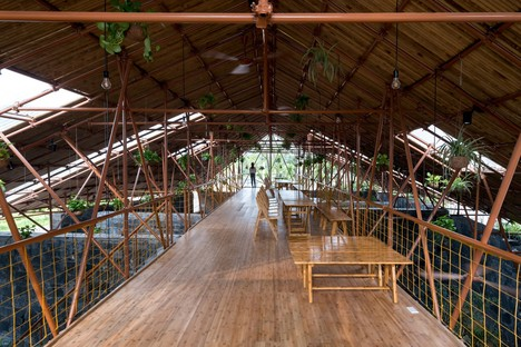 H&P Architects: S Space centro cultural en Vietnam