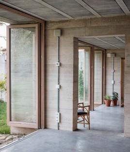 Harquitectes: casa de vacaciones en Ullastret, Girona