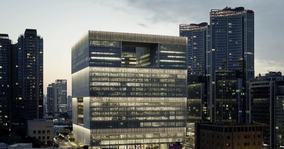 David Chipperfield Architects: nueva sede de Amorepacific, Seúl