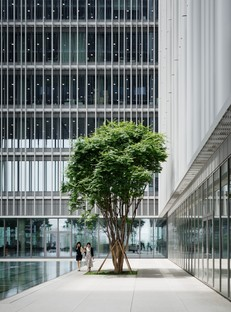 David Chipperfield Architects: nueva sede de Amorepacific, Seúl