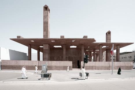 Valerio Olgiati y el Pearling Path UNESCO: brutalismo en Bahrein