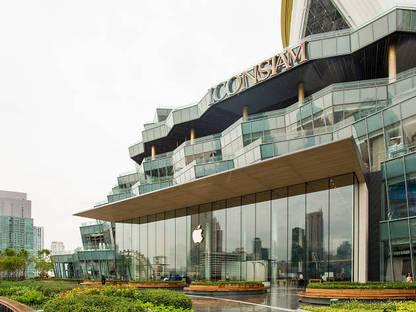 Complejo multifuncional ICONSIAM&nbsp;Bangkok - Tailandia<br />
