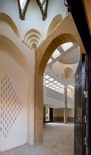 Dar Arafa Architecture: Mezquita de Abu Stait en Basuna, Egipto