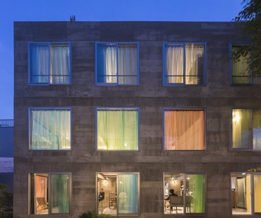 Tato Architects: hostal Blend Inn en Osaka