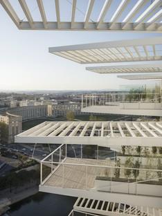 El Árbol Blanco de Sou Fujimoto, Nicolas Laisné y Oxo Architects ha echado raíces en Montpellier