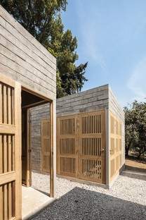 Dosa Studio + Rojkind Arquitectos: Casa para Rosario, Ocuilan