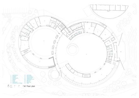 MAYU architects: Exposición Mundial de Flora de Taichung, Pabellón Blossom