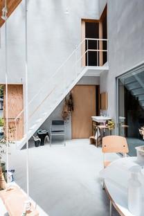 Tato Architects: casa en Sonobe, Japón