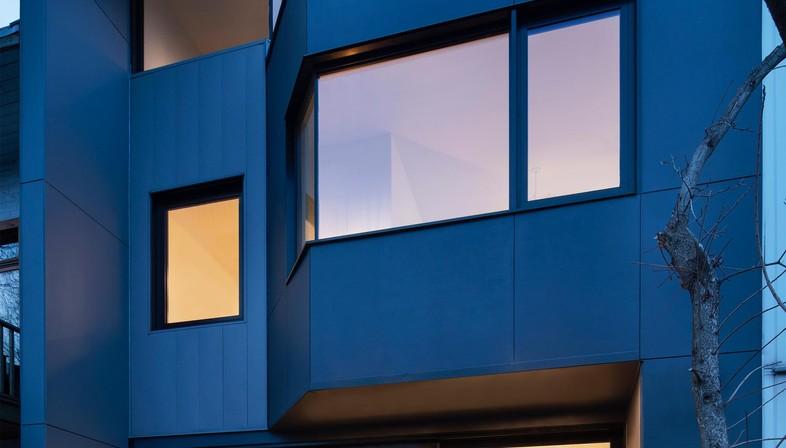 Dessier Residence de _naturehumaine: dos pisos en uno