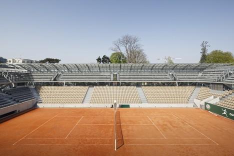 Marc Mimram firma la nueva cancha de tenis del