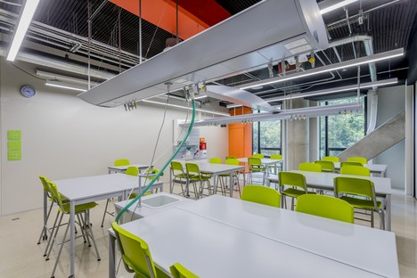Taller de Arquitectura de Bogotá: centro de investigación Eureka Centre