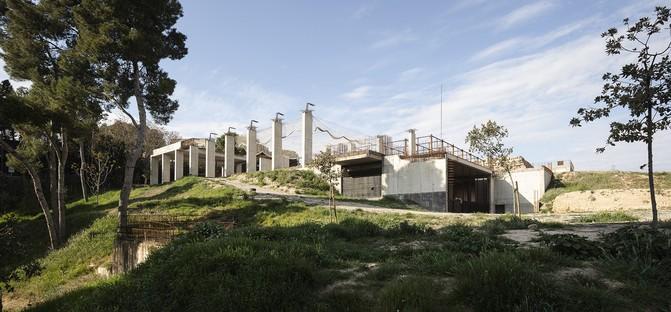 Contenedor y contenido: el Museo del Clima en Lleida de Toni Gironès