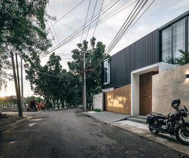 """Los tailandeses Anonym proyectan """"bAAn"""", una vivienda de lujo en Bangkok"""