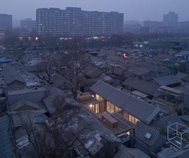 Vector Architects: Courtyard Hybrid en Pekín