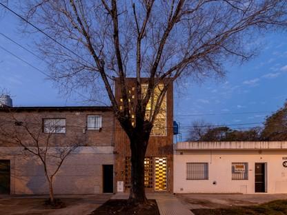 Elisa Fuscaldo, Sebastian Gomez: Casa-estudio el Sucucho en Rosario