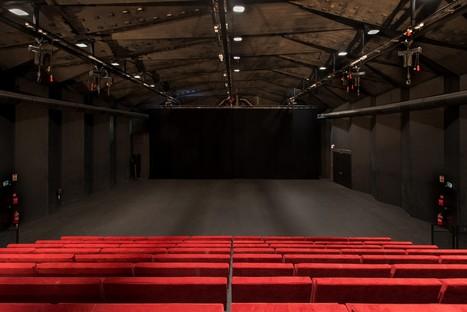 Yves Weinand: Nuevo Pabellón del Teatro Vidy-Lausana