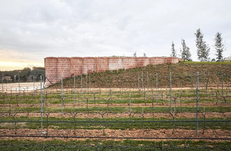 Jorge Vidal y Víctor Rahola: Bodega en Mont-ras en Cataluña