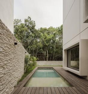 Amaya de Ventura Arquitectos, lujo y ecología en la costa mexicana