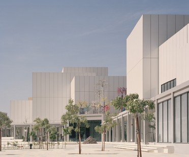 Serie Architects: Jameel Arts Centre en Dubái