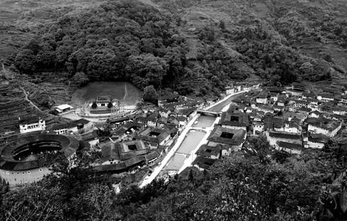 Trace Architecture Office: Tsingpu Tulou Retreat en Fujian, China