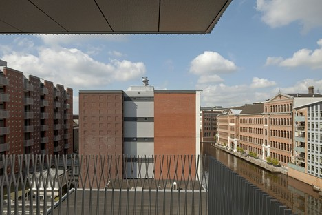 Wiel Arets Architect ha completado en Ámsterdam