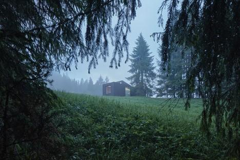 Into The Wild de Ark Shelter, arquitectura modular para escapadas a la naturaleza