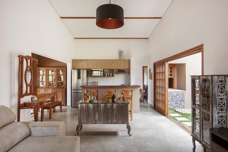 AUÁ arquitetos: Casa Laguna en Botucatu, Brasil