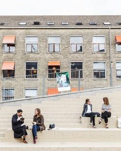 COBE: Casa de los voluntarios de Cruz Roja en Copenhague