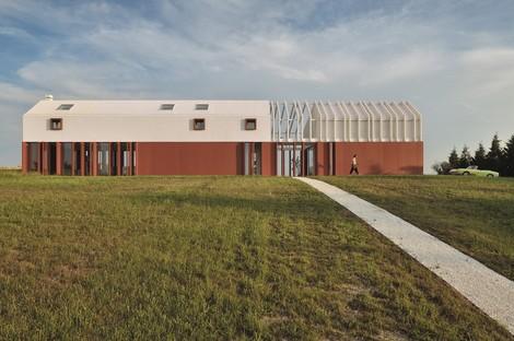 Casa di Confine de Simone Subissati