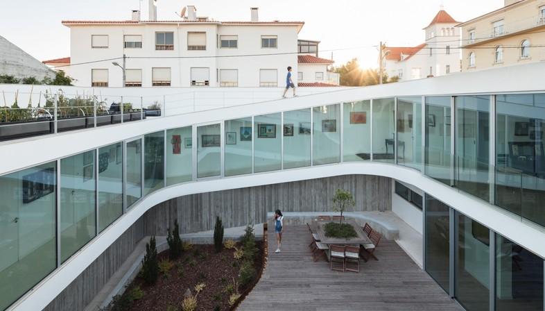 Costa Lima: casa del astrólogo en Estoril, Portugal