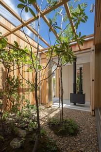 Arbol: Casa en Akashi, Japón