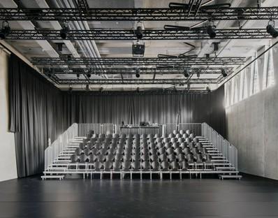 Barozzi/Veiga: centro cultural y escuela de danza Tanzhaus, Zúrich